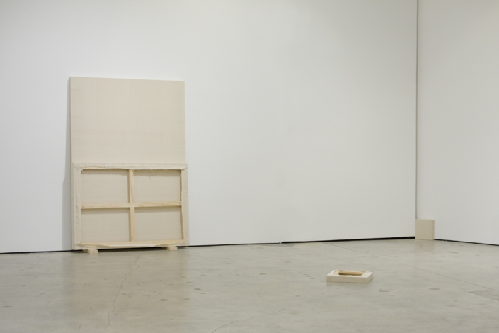Frances Trombly, Paintings, 2010, Installation view Girls' Club: Contemporary Art by Women, Fort Lauderdale, FL.